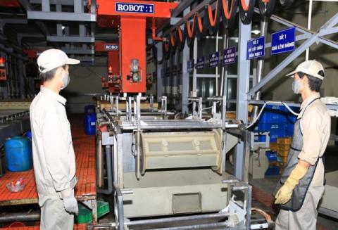 Hà Nội: Nghành công nghiệp phát triển gắn với xây dựng thương hiệu