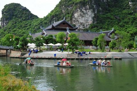Ngành Du lịch Việt: Góp phần quảng bá hình ảnh di sản Việt Nam ra thế giới