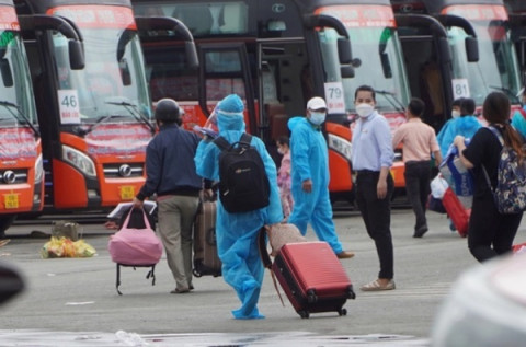 Ban hành Quy định tạm thời về tổ chức hoạt động vận tải hành khách đường bộ liên tỉnh