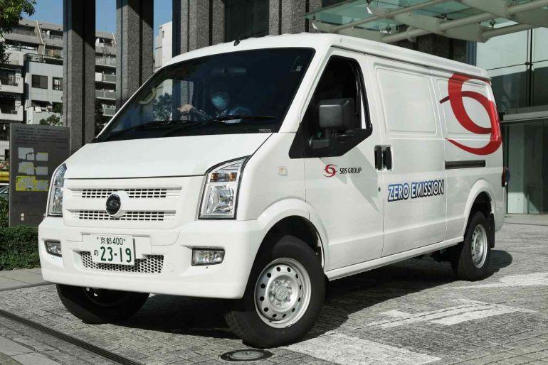 Các nhà sản xuất xe điện của Trung Quốc xâm nhập thị trường xe tải và xe buýt Nhật Bản