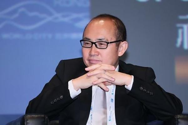Tỷ phú Phan Thạch Ngật – chủ tịch công ty Soho Trung Quốc. Nguồn: Internet