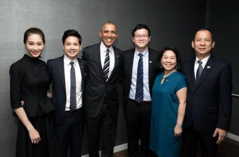 Chân dung những bà mẹ chồng của sao Việt là nữ doanh nhân đình đám trên thương trường