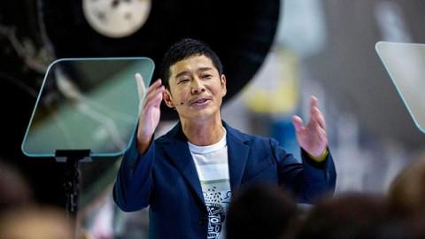 """Tỉ phú Yusaku Maezawa - người được mệnh danh là """"Jack Ma của Nhật Bản'"""""""