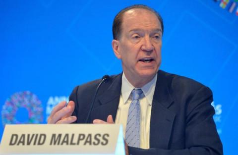 Chủ tịch WB khuyến nghị xóa nợ cho các nước thu nhập thấp