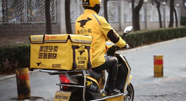 Gã khổng lồ giao hàng Trung Quốc Meituan nộp phạt chống độc quyền 527 triệu USD