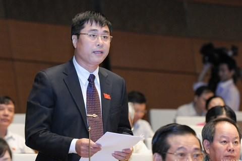 Ông Nguyễn Cao Sơn - Chủ tịch Hiệp hội doanh nghiệp tỉnh Hòa Bình