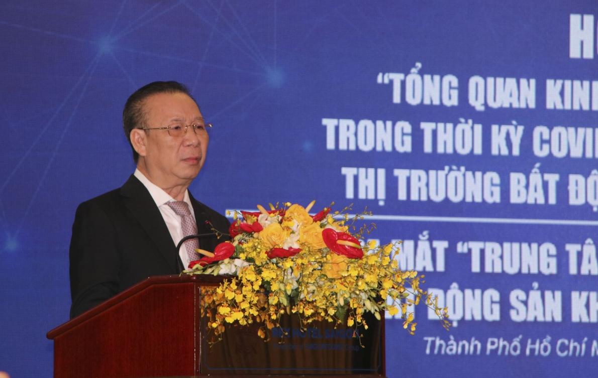 Ông Phạm Hải Tùng, Chủ tịch Hiệp hội doanh nghiệp nhỏ và vừa khu vực phía Nam.