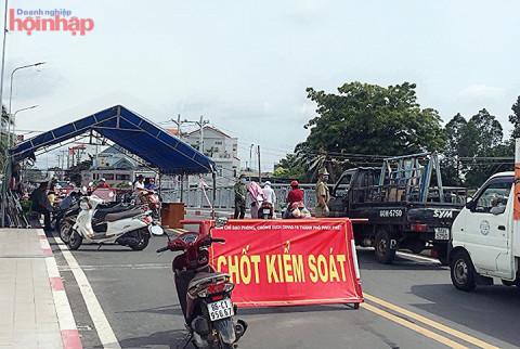 Hướng dẫn việc áp dụng biện pháp phòng, chống dịch đối với người đến Bình Thuận