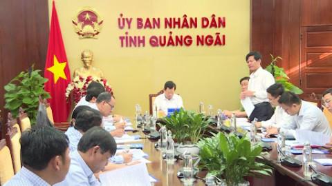 Tỉnh Quảng Ngãi tháo gỡ vướng mắc dự án gần 280 ha của Thép Hòa Phát Dung Quất