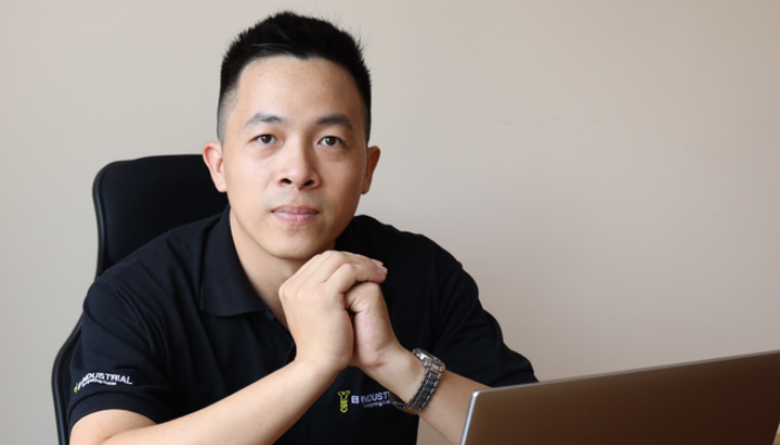 """Hồ Phi Ân - Founder và CEO EI Industrial: Khởi đầu từ kinh doanh đèn LED đến nghiên cứu robot """"made in Vietnam"""""""