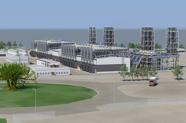 Dự án điện khí LNG 4 tỷ USD tại Bạc Liêu