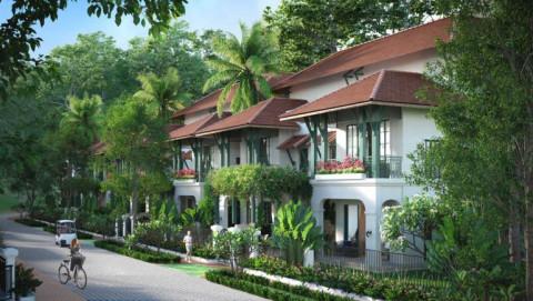 """Phân khu Tropical Park - """"Hoa hậu"""" của ngôi làng nhiệt đới ở Bãi Kem, Nam Phú Quốc?"""