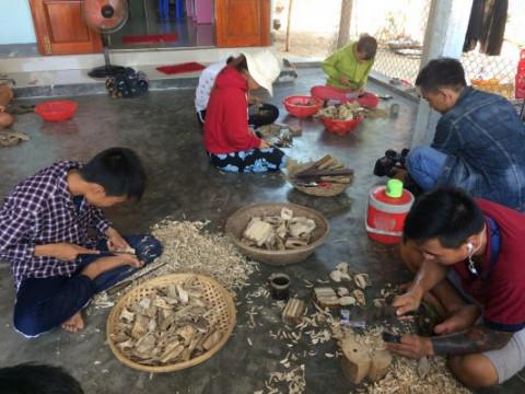 Khánh Hòa: Tích cực quảng bá thương hiệu trầm hương Vạn Ninh