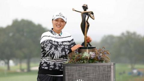 Ko Jin Young lên ngôi vô địch Cognizant Founder Cup với thành tích âm 18 gậy