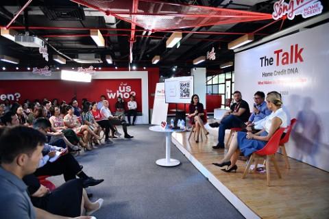 """Home Credit Việt Nam được HR Asia Awards vinh danh """"Nơi làm việc tốt nhất châu Á năm 2021"""""""