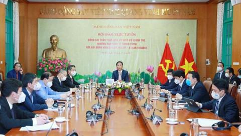 Chính phủ sẵn sàng tạo điều kiện để các doanh nghiệp Hoa Kỳ tháo gỡ các vướng mắc trong đầu tư tại Việt nam