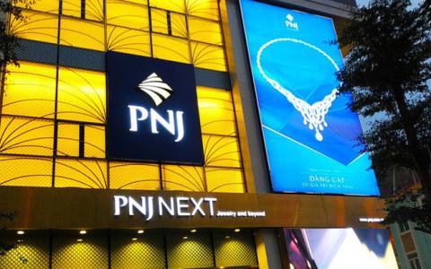 Đá quý Phú Nhuận PNJ muốn vay ngân hàng tới hơn 1.200 tỷ đồng