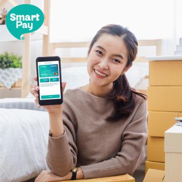 SmartPay phối hợp cùng FE CREDIT cho ra mắt tính năng Ví trả sau