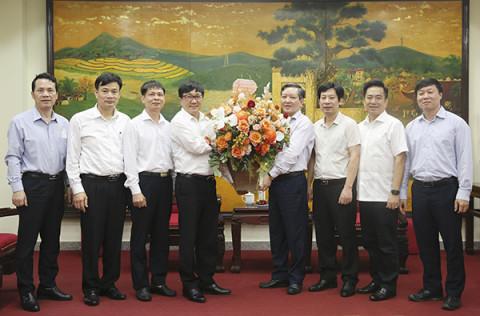 NHCSXH chúc mừng ngày thành lập Hội Nông dân Việt Nam