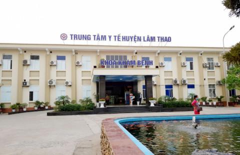Sở Y tế tỉnh Phú Thọ ra thông báo khẩn số 06