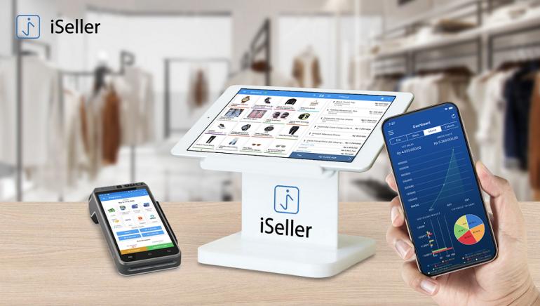 Startup iSeller thu về 8 triệu đô la Mỹ trở thành siêu ứng dụng dành cho người bán