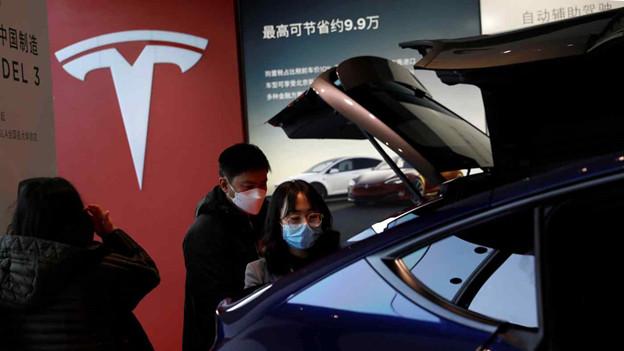 Tesla kiếm lợi khủng từ tín dụng phát thải ô tô tại Trung Quốc