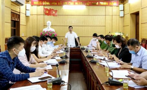 Lâm Thao (Phú Thọ): Triển khai các nhiệm vụ khẩn cấp phòng, chống dịch COVID-19