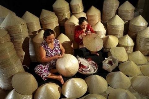 Long An: Giữ gìn nét đẹp từ làng nghề truyền thống