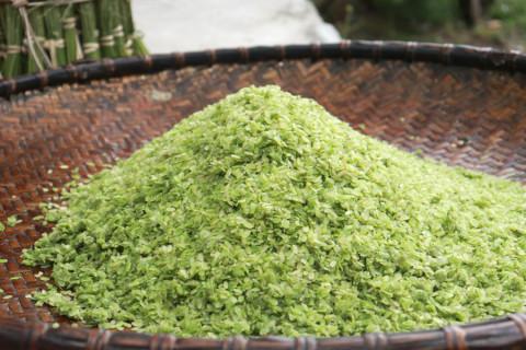 Dẻo thơm từ hương cốm mới Thuận Hòa