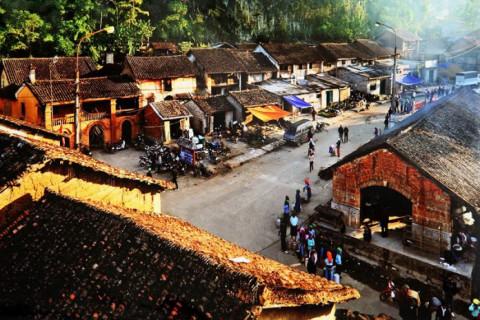 Phố cổ Đồng Văn nét đẹp khó phai trong lòng du khách