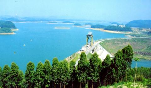 Yên Bái: Hồ Thác Bà điểm đến du lịch nổi tiếng