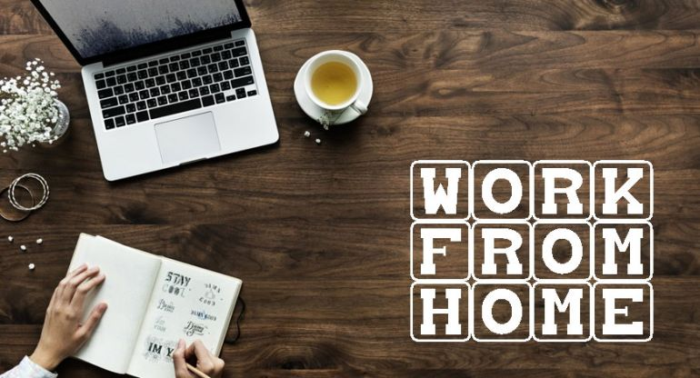 Làm việc tại nhà: Động thực thay đổi tốt hay xấu?