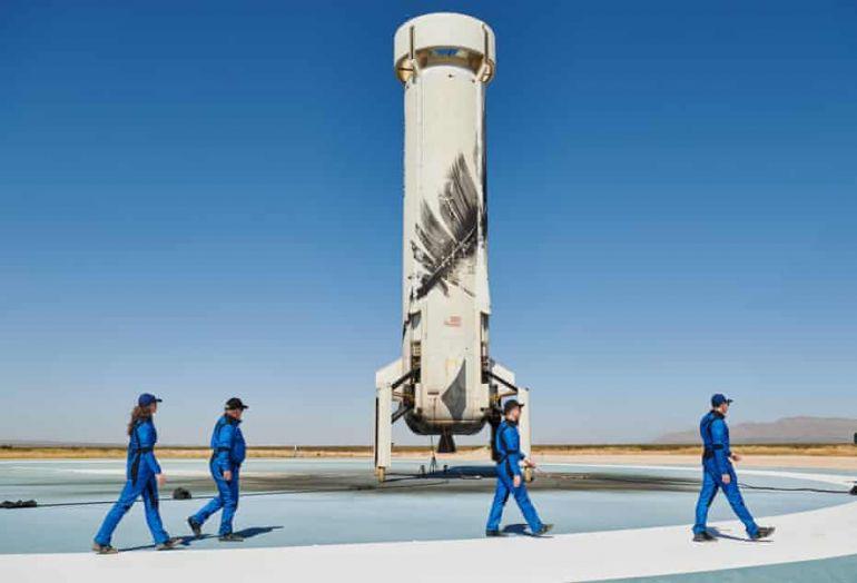 Tại sao Blue Origin không thể thống trị cuộc đua không gian?