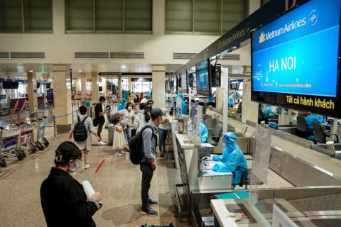 Đường bay Hà Nội-TP HCM: Đề nghị tăng tần suất lên 6 chuyến/ngày