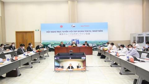 UBND tỉnh Bình Dương tổ chức Hội nghị trực tuyến với các tập đoàn Nhật Bản nhằm nâng cao hiệu quả các dự án hợp tác đầu tư, thúc đẩy kinh tế phát triển