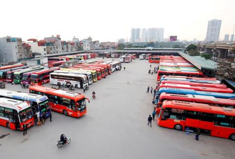 48 địa phương đồng ý mở lại Vận tải xe khách liên tỉnh