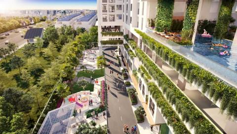 """Dự án nào đón đầu xu hướng """"căn hộ tiện ích, làm việc tại gia"""" ?"""