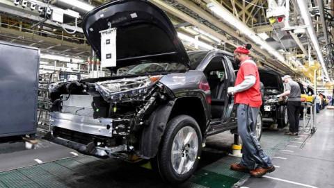 Toyota xây dựng nhà máy pin đầu tiên tại Mỹ