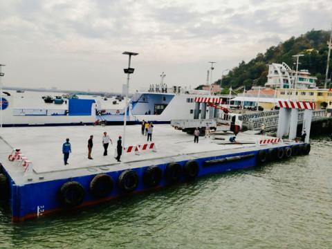 TP.HCM: Đề xuất mở lại tàu cao tốc, phà biển đi liên tỉnh từ ngày 20-10