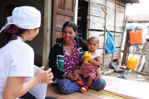 Phó Thủ tướng Lê Minh Khái: Nhanh chóng dự thảo Nghị quyết của Chính phủ về một số chính sách hỗ trợ phụ nữ và trẻ em gặp khó khăn do đại dịch COVID-19