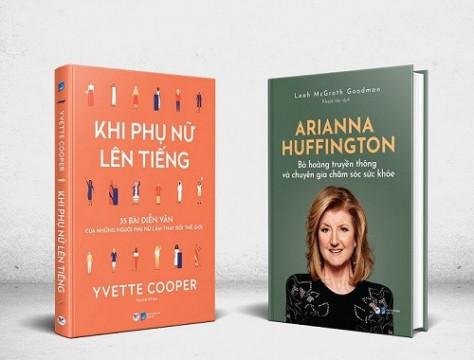 Hai cuốn sách truyền cảm hứng cho mọi phụ nữ