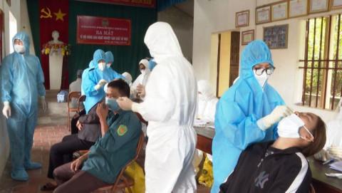 Ngày 18/10/2021, Phú Thọ ghi nhận thêm 33 ca dương tính COVID-19 mới trên địa bàn thành phố Việt Trì và huyện Lâm Thao