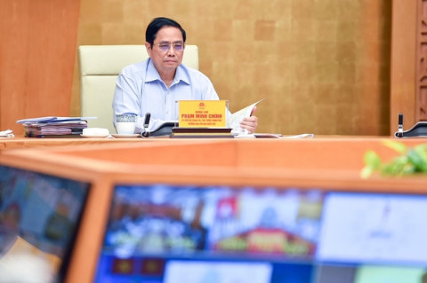 Thủ tướng Chính phủ Phạm Minh Chính: Thừa Thiên Huế phải bám sát các đặc điểm, lợi thế của địa phương thành động lực cho phát triển kinh tế - xã hội