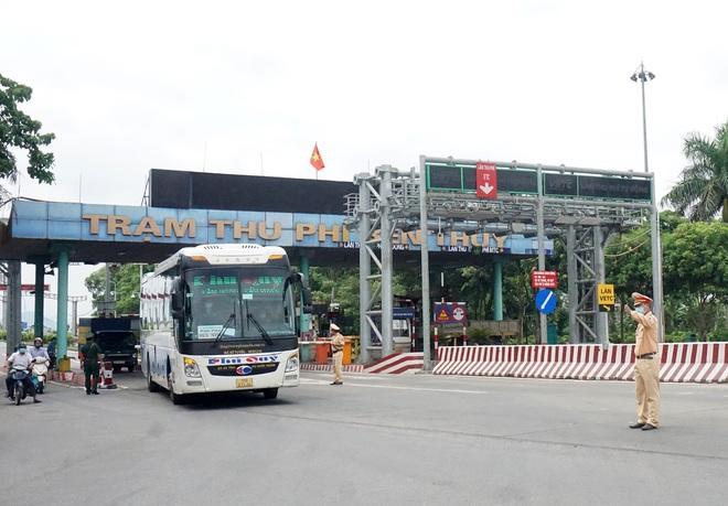Bỏ giấy xét nghiệm qua hai tỉnh Nghệ An, Hà Tĩnh