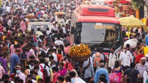 Nền kinh tế Ấn Độ vượt qua mức trước đại dịch