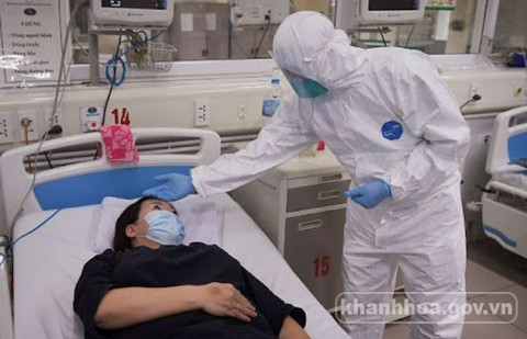 Khánh Hòa: 7.960 bệnh nhân mắc Covid-19 đã được điều trị khỏi bệnh