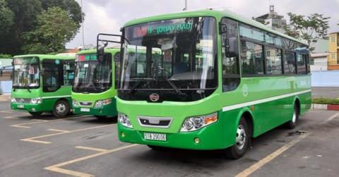 TP.HCM: Thêm 8 tuyến xe buýt có trợ giá