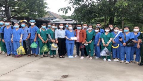 Bình Dương: Sơ kết công tác phòng, chống dịch COVID-19 trên địa bàn tỉnh