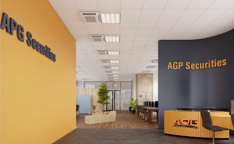 Chậm công bố thông tin, Chứng khoán APG bị nhắc nhở