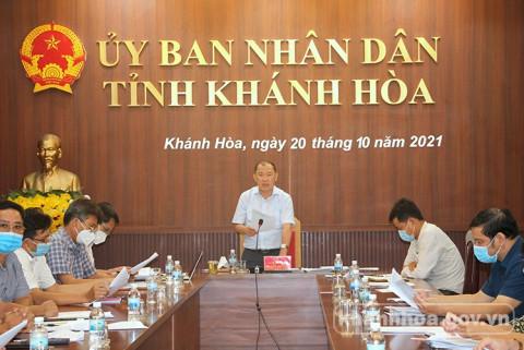 Khánh Hòa: Ưu tiên cấp phép các mỏ khoáng sản Dự án đường bộ cao tốc Bắc - Nam